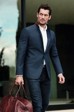 David Gandy - M&S Collection: 2014 Preview