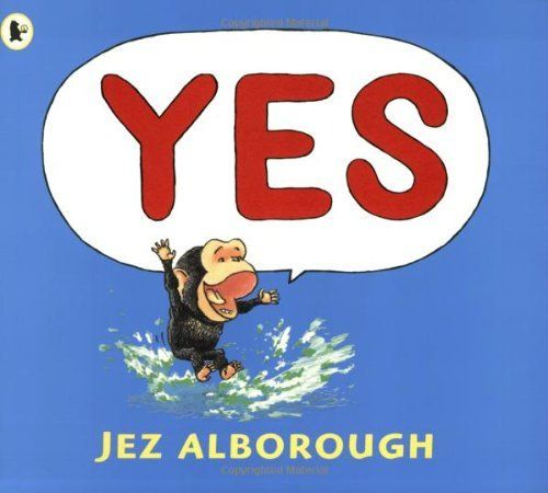 Yes by Jez Alborough, http://www.amazon.com/dp/1406304565/ref=cm_sw_r_pi_dp_znrusb1GE194A