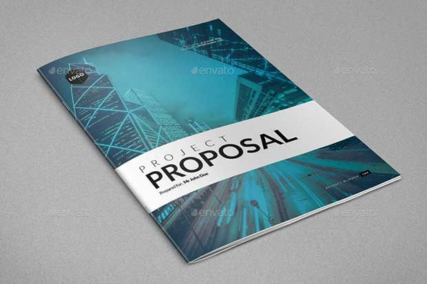 Business Proposal Template – 50+ Best Templates In PSD, INDD & MS Word Formats