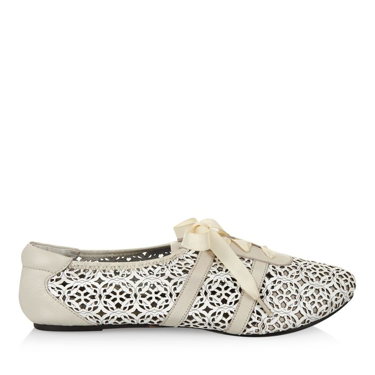 Stratford White Laser Cut - Trainers - Shoes - Shop