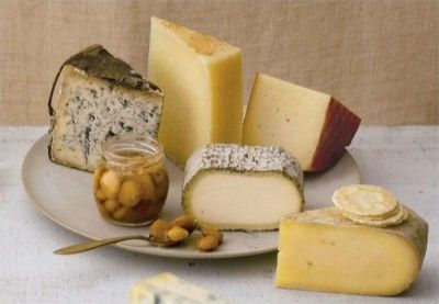 Artisanal's Spanish cheese collection...I love them all!
