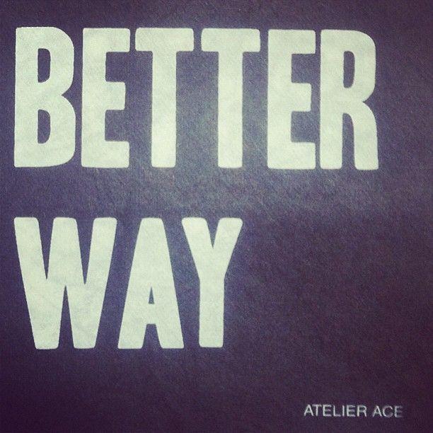 #thereisalwaysabetterway #acehotel