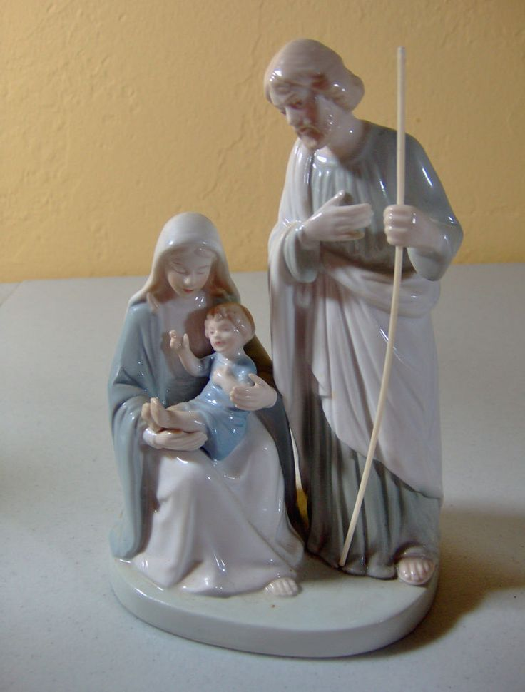 31 best images about christian figurines from home