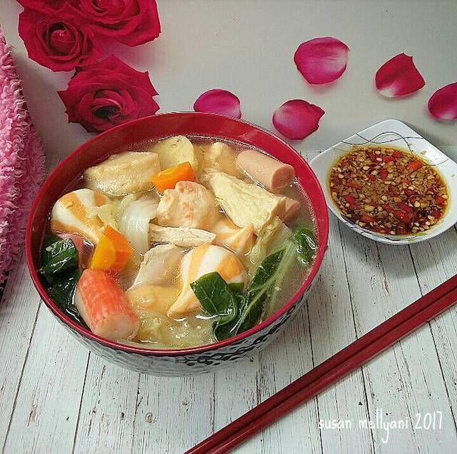 Resep Steamboat Shabu Shabu Pr Asianfood Oleh Susan Mellyani Resep Resep Masakan Sehat Resep Masakan Masakan