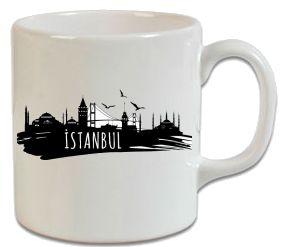İstanbul Kupa - Şu An Sadece 16,90 TL! Online Siparişe Özel Tasarımlar, Mağazalarda Yok! - Kapıda Ödeme - Süper Baskı ve Penye Kalitesi