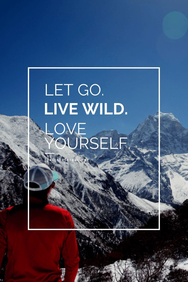 How has a wild life changed you? Have you learned how to let go of the noise and be in the moment? Life in the wild reminds us that society shouldn't dictate who we are supposed to be. As women, we live in a world where we are told to look pretty and be v