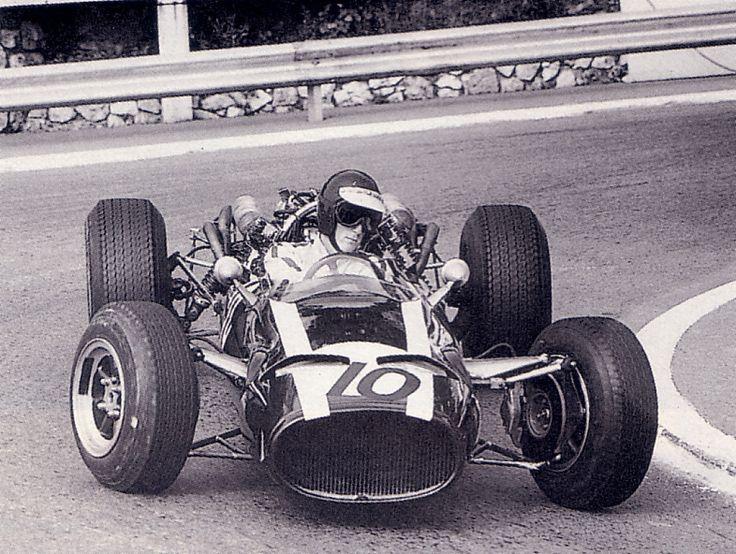 1966 @ Monaco (Jochen Rindt, Cooper T81)