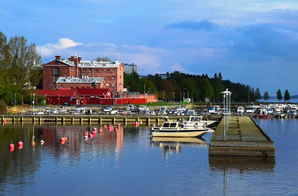 Vaasa, Finland - photo Karl Wilhelm Nyman