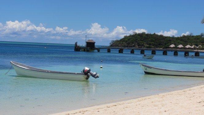 A Stroll in Fiji Islands