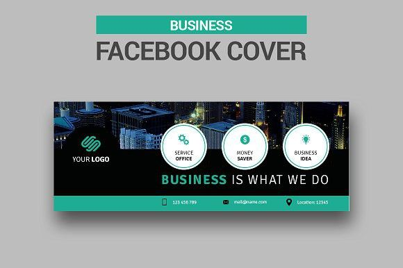 Business Facebook Cover Business Coupon Facebook Cover
