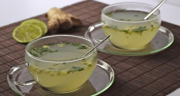 Bebida para reducir tu vientre hinchado