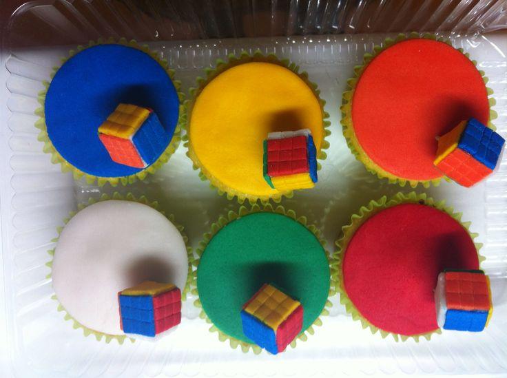Cupcakes cubo