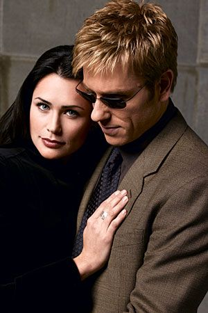 Rena Sofer & Ron Eldard (Blind Justice)