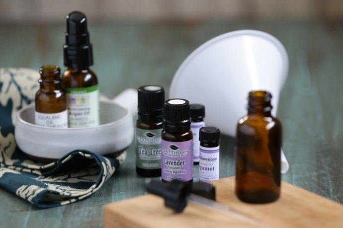 DIY Homemade Facial Serum for healthy glowing skin
