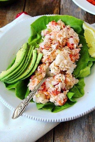 Crab and Crayfish Salad (11)
