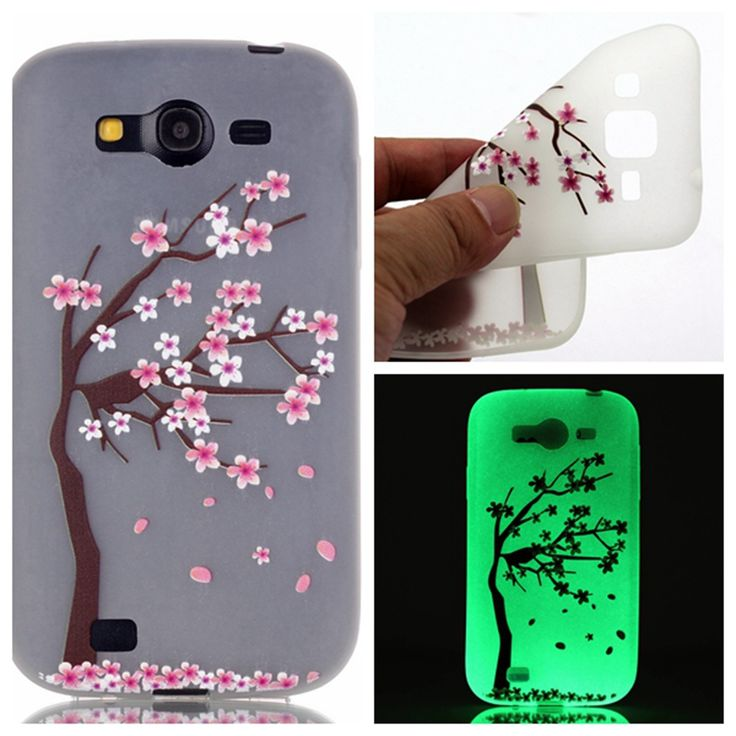 Piano Wolf Painted TPU Luminous Phone Case For Samsung Galaxy Grand Neo Plus I9060 Transparent Clear Back Cover Shell,YY-P058 //     Price: US $1.33 & Free Shipping //     Casesaholic.com //     #cellphonecase   #lifestyle