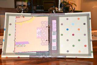 Baby Girl Mini Album @The Art of Creativity Studio