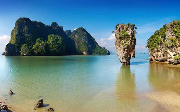 An insider's guide to Phuket, featuring the best hotels, restaurants, bars, shops, attractions and things to do, including how to travel there and around.