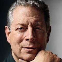 Al Gore - The forty-fifth Vice President of the United States (1993-2001). Gore was elected to the U.S. House of Representatives in 1976, 1978, 1980 and 1982 and the U.S. Senate in 1984 and 1990. During the Administration, Gore was a central member of President Clinton's economic team. He served as President of the Senate, a Cabinet member, a member of the National Security Council and as the leader of a wide range of Administration initiatives.