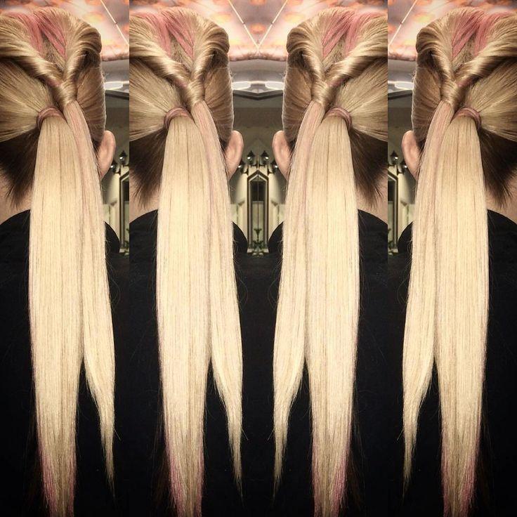 Простая, но эффектная причёска от нашего мастера Жанны ! #hairstyle #spb #санктпетербург #салонкрасотыспб #салонкрасоты #укладка #hair #hairstyle #hairstylist #barber #стрижка #прическа #красота #стиль #iamsterdamspb #iamsterdam