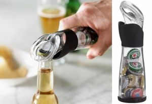 The perfect gift for any beer lover or as a handy home bar accessory! #House #CraveIt #Fun