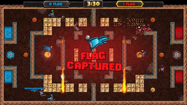 The 2nd game released to all Xbox Live Gold members through the Games with Gold promotion for November is Knight Squad. Knight Squad could be described as a Bomberman-esque game, but with knights. That description was enough for me to …