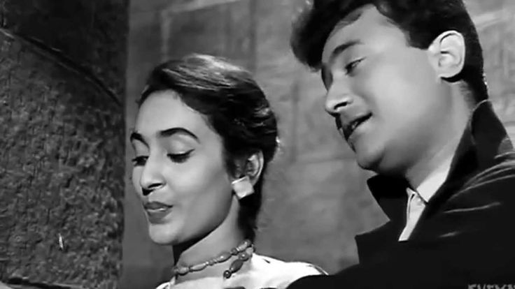 Dil Ka Bhanwar   Dev Anand   Nutan   Tere Ghar Ke Samne   Old Hindi Song...
