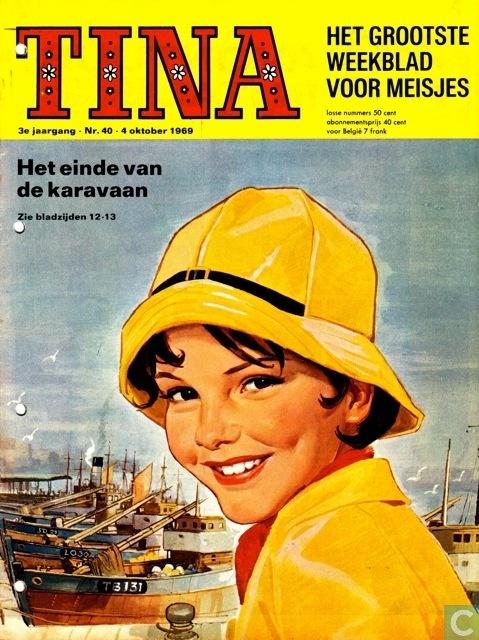 My favourite childhood magazine