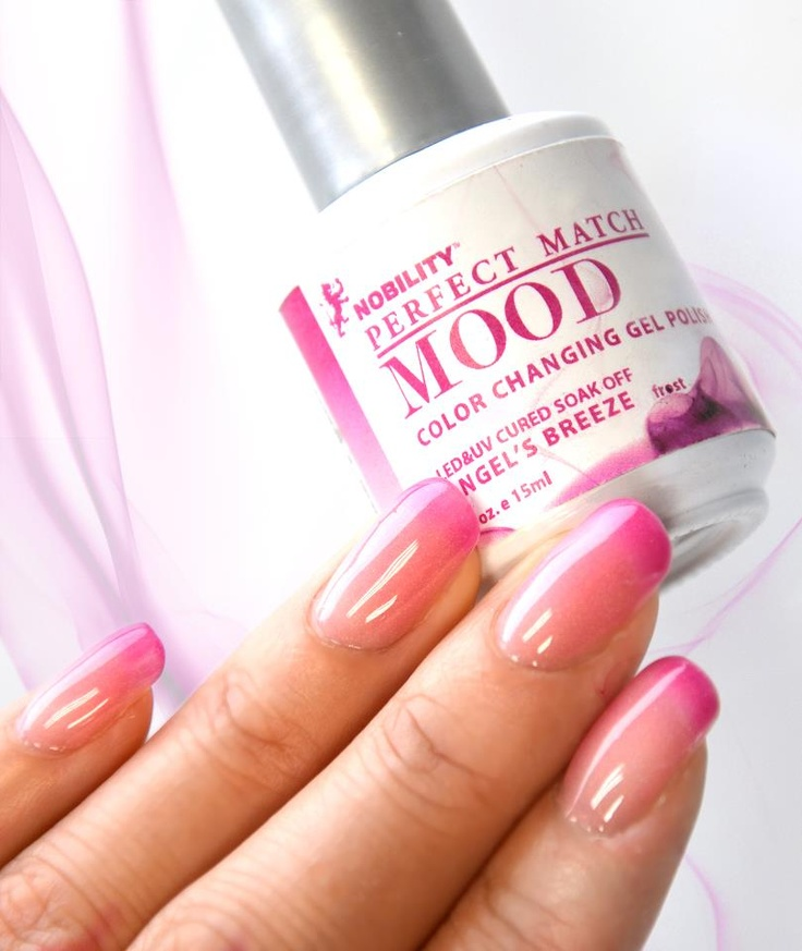 78 Images About Lechat Perfect Match Mood Gel Polish On Pinterest Mood Polish Starry Nights