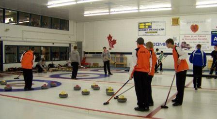 Alberta winter games 2012