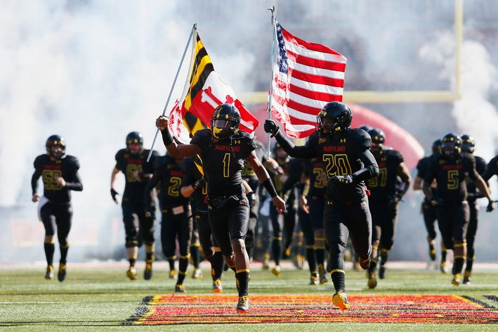 THESE BOYS HAVE NO IDEA WHAT THEY GOT THEMSELFS INTO!!! Maryland Football - Big Ten Releases 2014 Conference Schedule