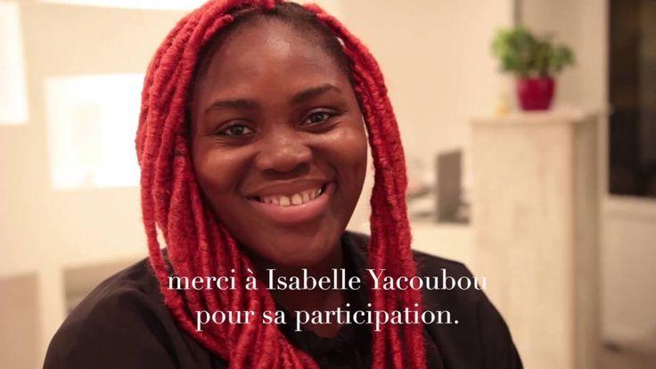 Fausses locks tuto par OR P'HAIR avec la participation Isabelle YACOUBOU