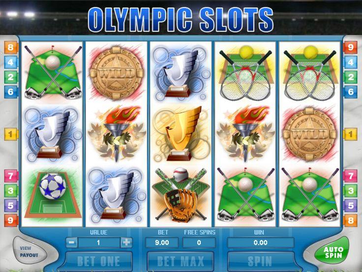 Habe jetzt Spaß bei unsere neusten online Spielautomaten Spiel Olympic Slots - http://freeslots77.com/de/olympic-slots/