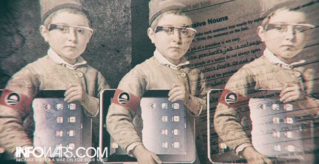 STEVE JOBS DIDN'T LET HIS KIDS USE IPADS Technocratic elites realize electronic devices are tools of distraction, dumbing down