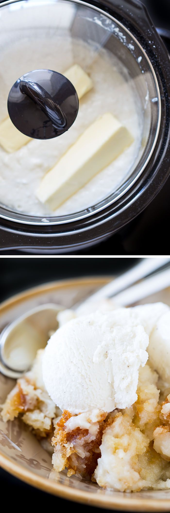 This recipe for 4-Ingredient Slow Cooker Coconut Cake is almost too good to be true! It makes a soft, delicious , butter coconut cake with almost no effort!