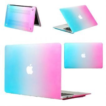 Carcasa Protector Case Funda Para Macbook Pro, Air, Retina, White Unibody -Tornasol | Linio Mexico