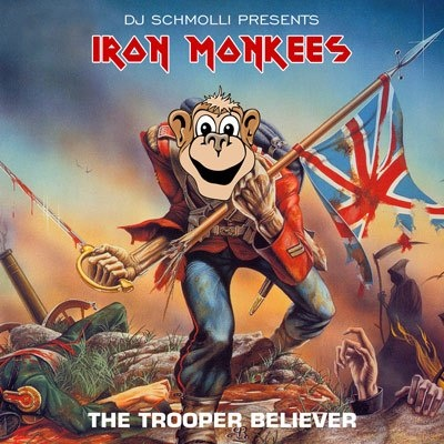 Top Mashup Song from 2009 - Monkees and Iron Maiden.  In honor of Davey Jones.