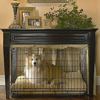 Wonderful Adorn: Is It A Dog Kennel Or A Side Table? Part 17