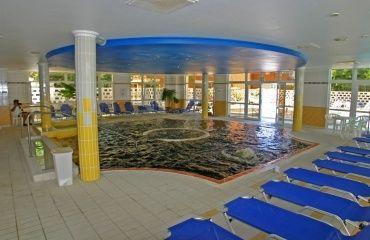 Hotel Silver Hajdúszoboszló Új épület- Termál vizes medence