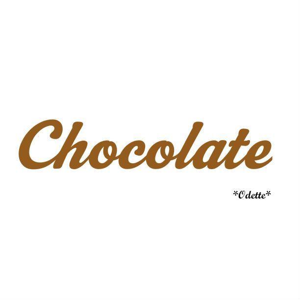 Pin de Christiane V em Chocolade