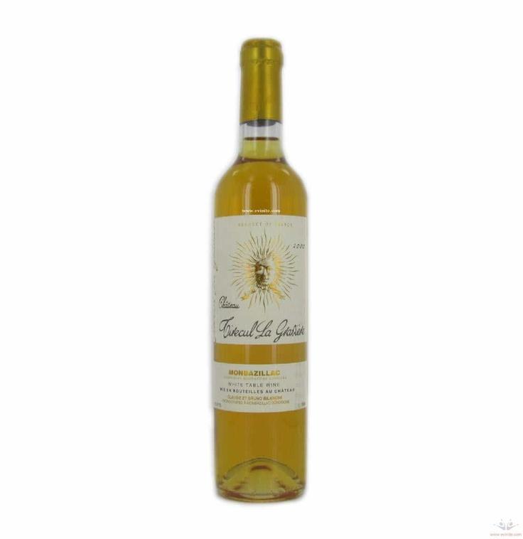 Montbazillac, nice dessert wine