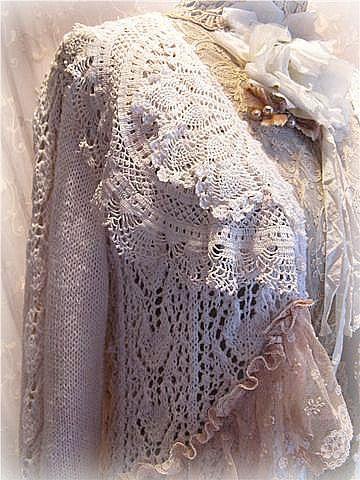 Tons of Lace jacket by kimberlyannryan, via Flickr
