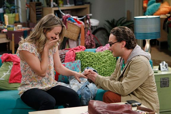 The Road To Leonard & Penny's Engagement: A Big Bang Theory Love Story - The Big Bang Theory - CBS.com