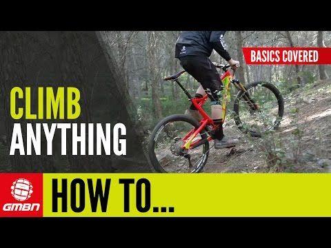 Video: How To Climb Anything on a Mountain Bike | Singletracks Mountain Bike News