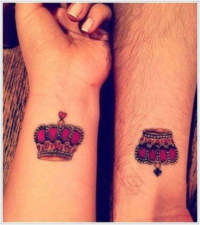 Tatuajes de coronas, las mejores fotos de la web