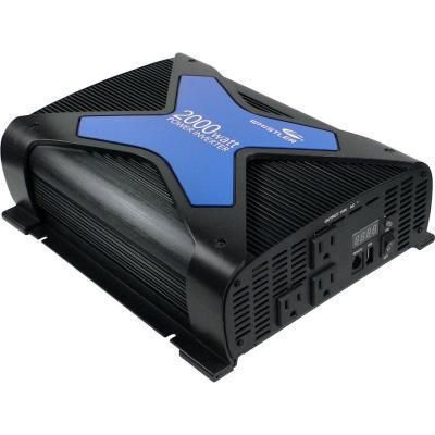 Shop for Outdoor Power Equipment at The Home Depot. Whistler's Pro-2000W 110V AC Power Inverter offers a USB Port for charging portable devices. Allows you to use a variety of tools,... More Details