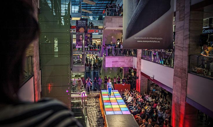 MOM Park Shopping Days Divatbemutató 2014.
