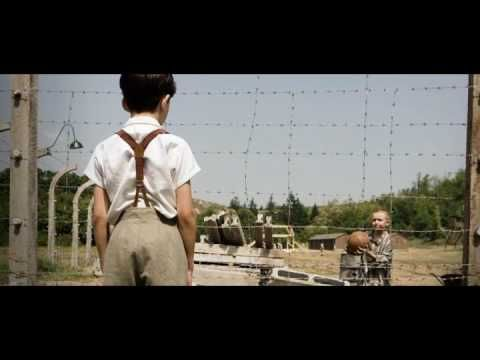 Describe the friendship between Bruno and Shmuel.