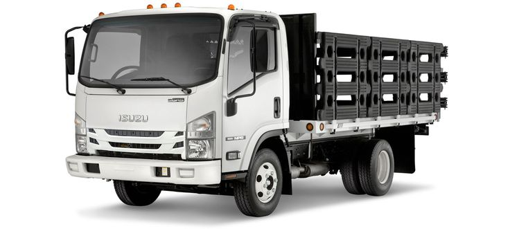 Isuzu Commercial Vehicles - Low Cab Forward Trucks - Commercial Trucks - Gas Photo Gallery