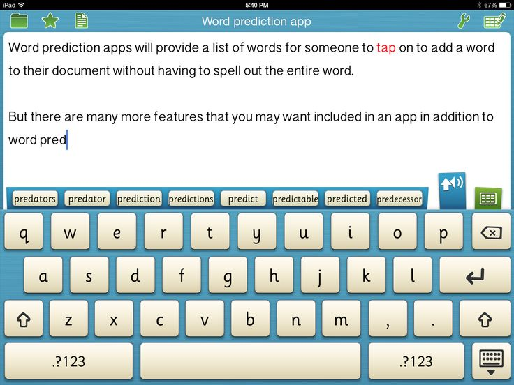 89 best Typing\/Keyboard\/Word Prediction Apps images on Pinterest - comparison template word